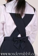 K020981セーラー衿ブラウス・長袖